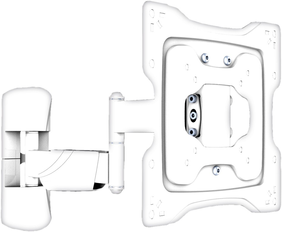 VALUE 17.99.1148 FLAT PANEL WALL MOUNT WHITE