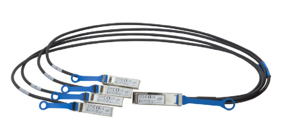 INTEL X4DACBL3 3M QSFP NETWORKING CABLE