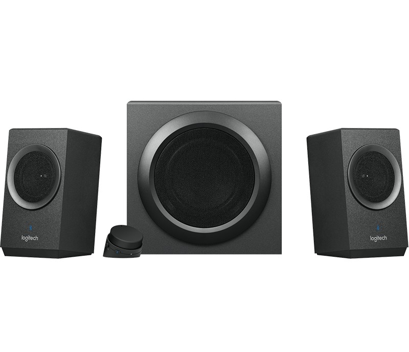 LOGITECH Z337 2.1CHANNELS 40W BLACK SPEAKER SET