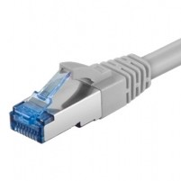 DIGITUS DK-1644-100 10M CAT6 S-FTP S/FTP (S-STP) GREY NETWORKING CABLE