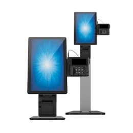 ELO TOUCH SOLUTIONS SOLUTION WALLABY SELF-SERVICE STAND, FLOOR EXTENSION