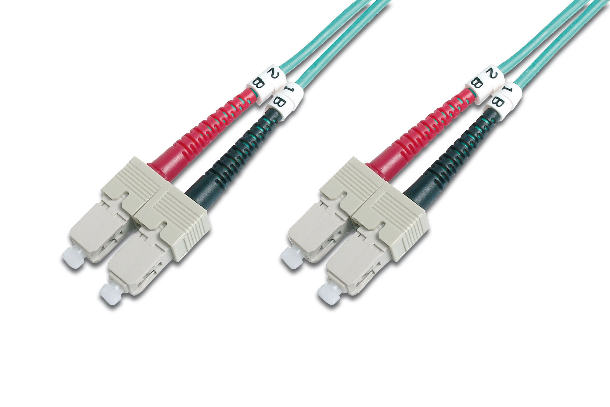 DIGITUS DK-2522-10/3 SC/SC, 10 M 10M SC MULTICOLOUR FIBER OPTIC CABLE