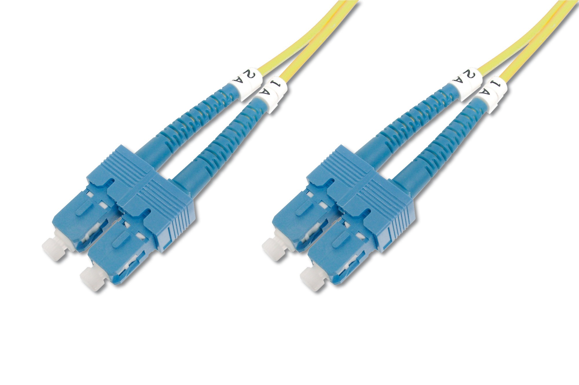 DIGITUS DK-2922-05 5M SC YELLOW FIBER OPTIC CABLE